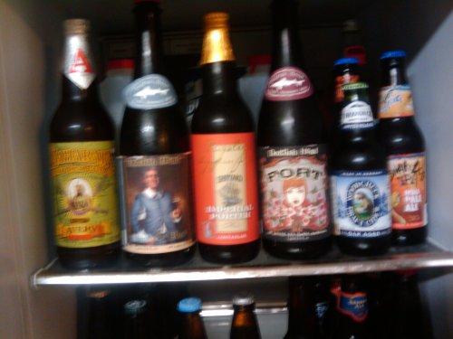 Top shelf booze