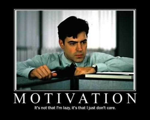 demotivational-poster-Motivation - Office Space